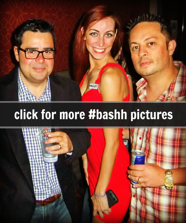big ass social happy hour photographs