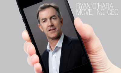ryan o'hara, ceo move inc.