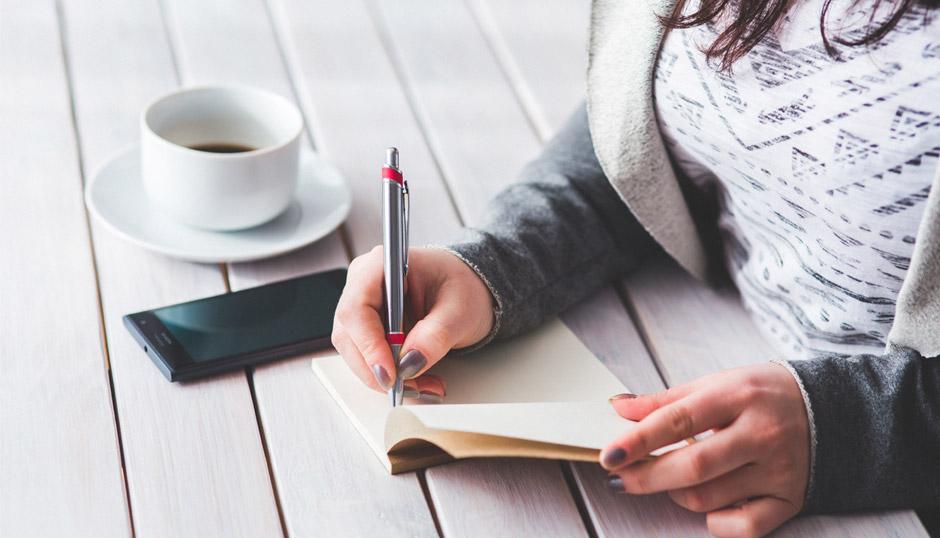 writing pen paper productivity