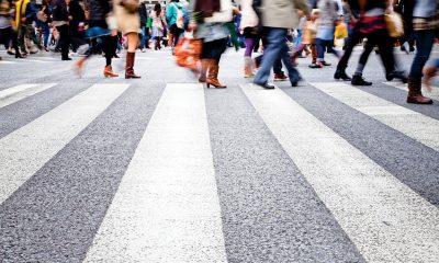 retail foot traffic