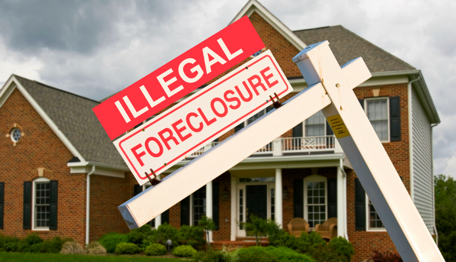 foreclosure scams