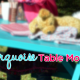 turquoise table movement