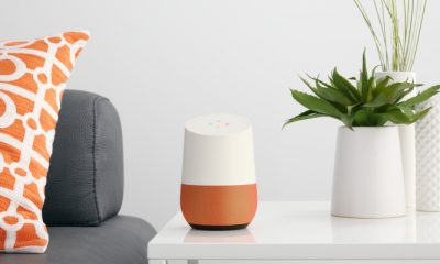 Google Home Voice smart home insurance