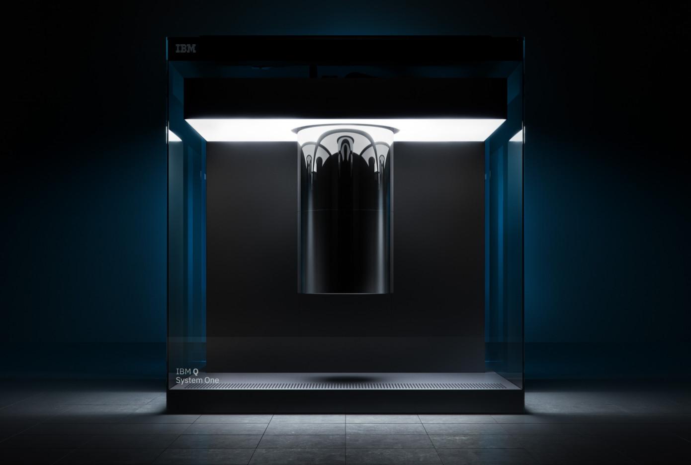 ibm q-system-one
