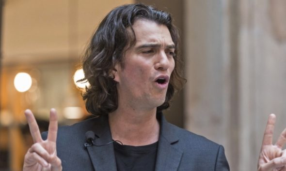wework former CEO