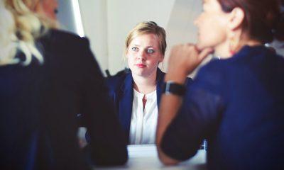 woman getting venture capital