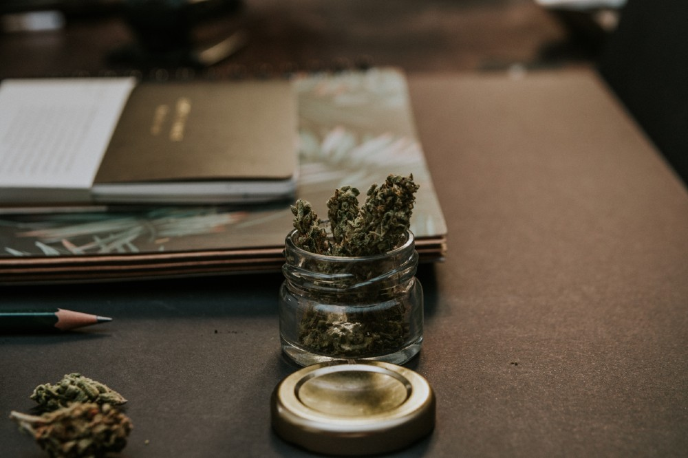 marijuana worker