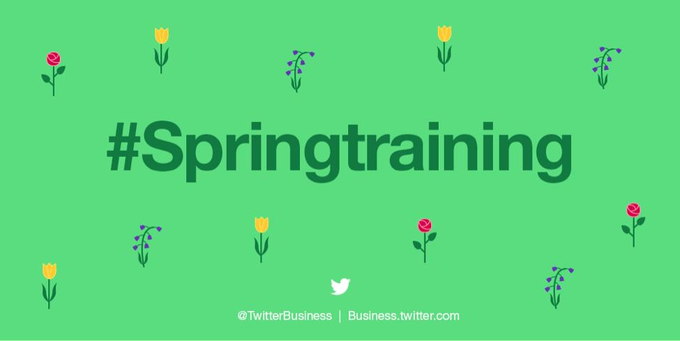 #springtraining