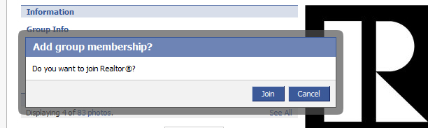 facebook realtor