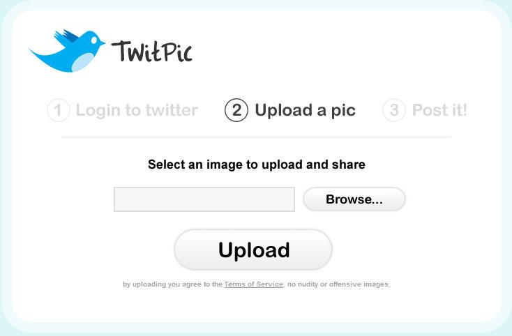 twit pic step 2
