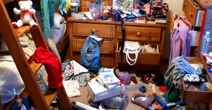 Clutter Creates Chaos