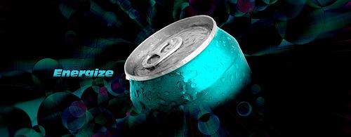 A Blog Energy Drink