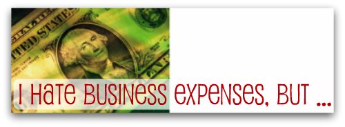 i hate business expenses header I Hate Business Expenses, But ...