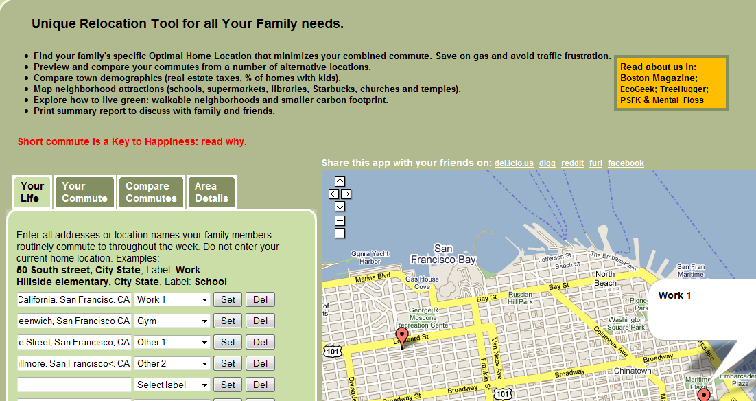 Finding that perfect home location agbeat for Find my perfect house