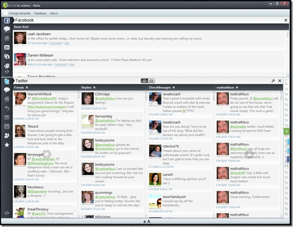 how to add more accounts to tweetdeck