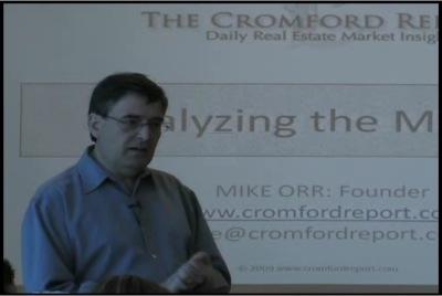Mike Orr Cromford Report