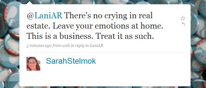 business advice via twitter