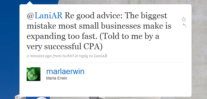 91 The Best Business Advice I Ever Got