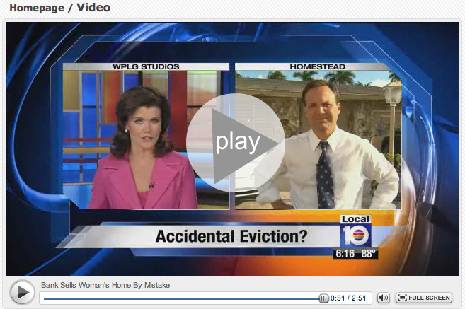 accidental eviction -local 10 news