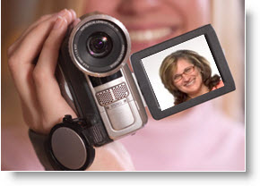 video camera with amy