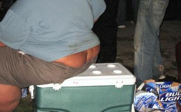 butt crack