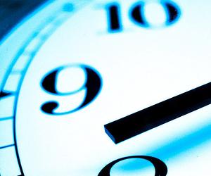time spent online