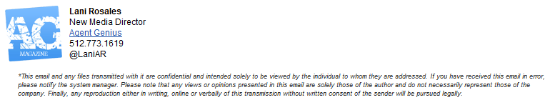 gmail like a professional