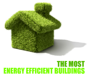 Most energy efficient building in lviv for Most energy efficient home construction