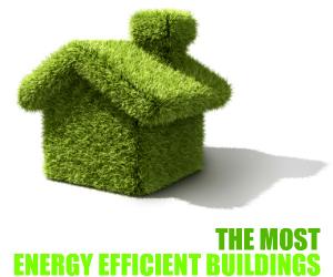 energy efficient buildings green homes