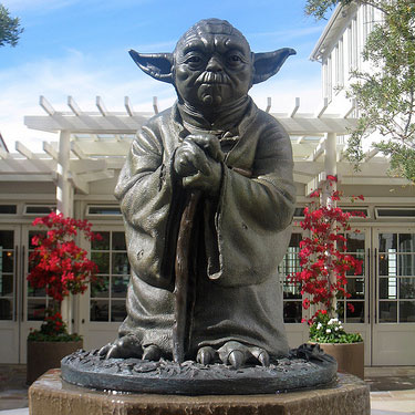 Yoda by andy54321