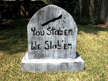 Funny tomb stone2