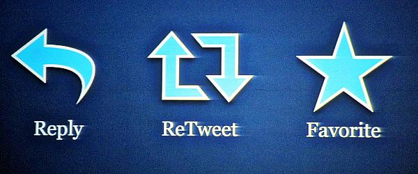 Твит или ретвит