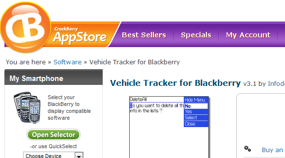 blackberrycrapberry Mileage tracker apps for Android, iPhone & Blackberry