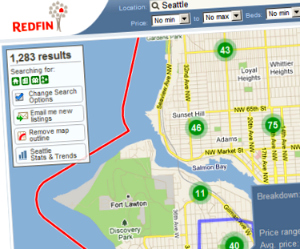 redfin html5 changes Redfin website beats the real estate world to the punch