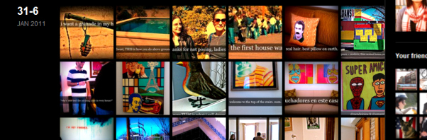 wall grid sample header Real estate agents who photo share   tip on a new photo tool