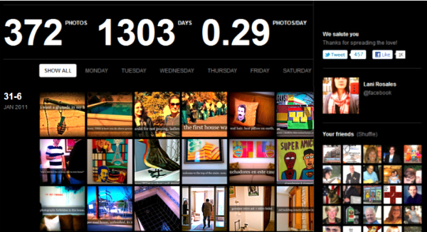 wall grid sample Real estate agents who photo share   tip on a new photo tool