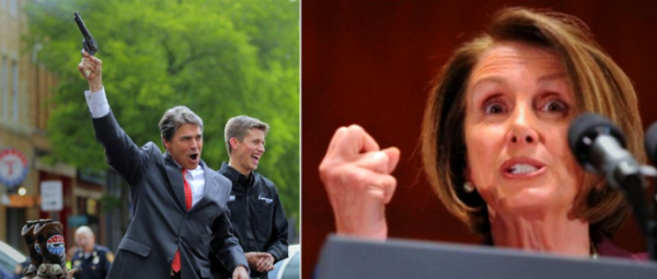 perry pelosi Who is more likely to own an Android   Perry or Pelosi? Smartphone study