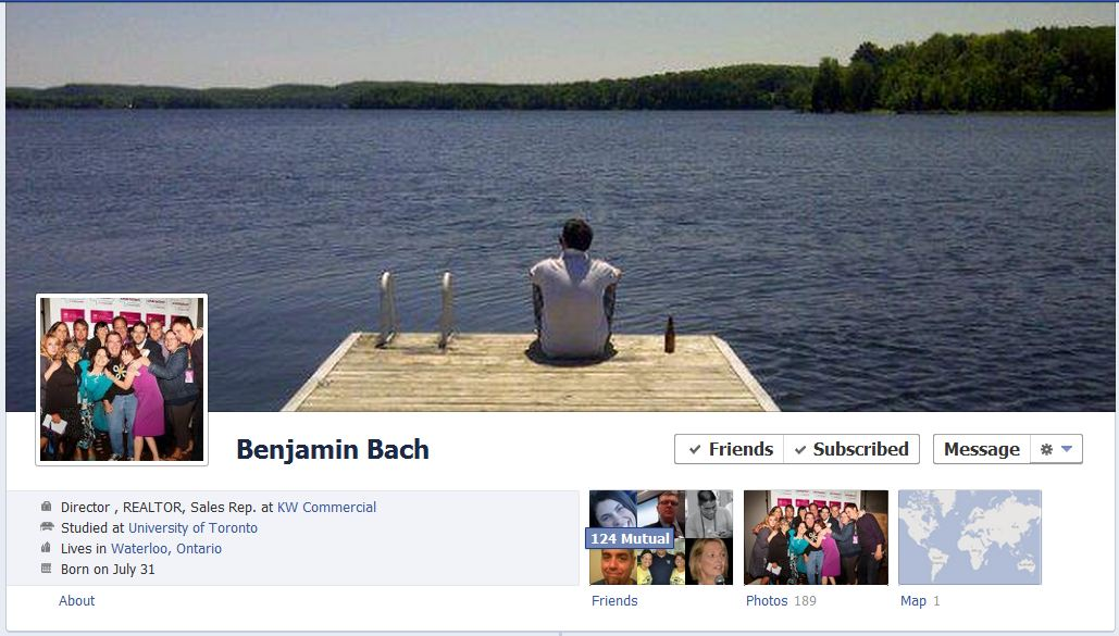 benjamin facebook 50 Facebook timeline covers   examples and best practices