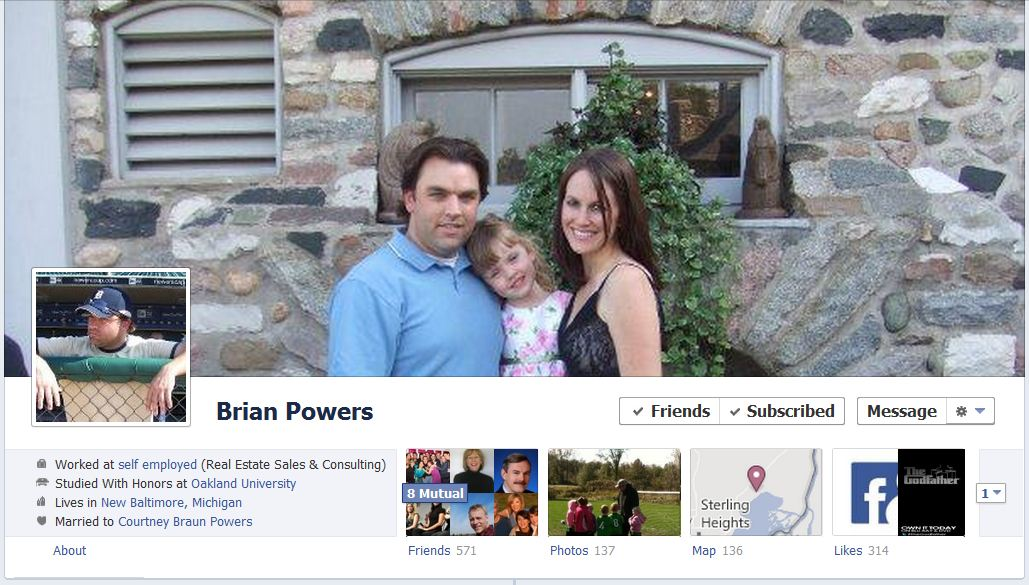 brian powers 50 Facebook timeline covers   examples and best practices