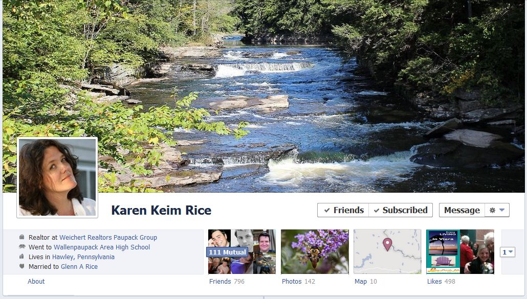karen facebook 50 Facebook timeline covers   examples and best practices
