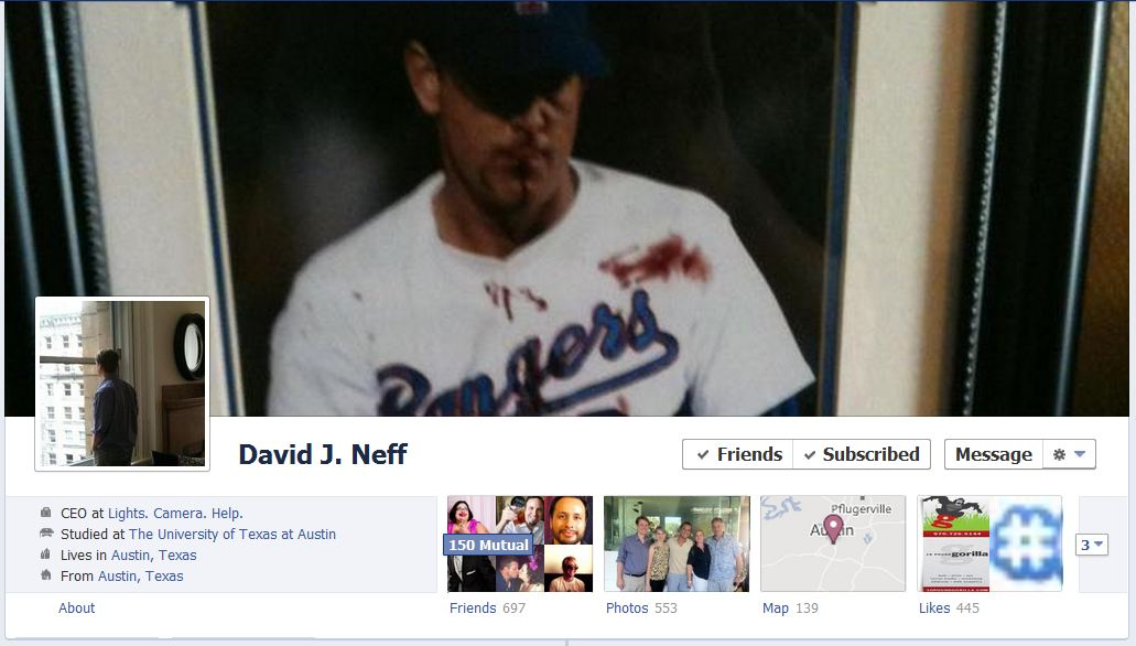 neff facebook 50 Facebook timeline covers   examples and best practices