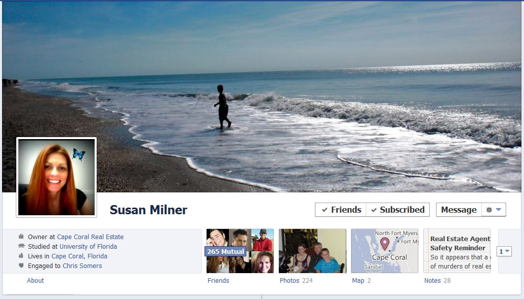 susan facebook 50 Facebook timeline covers   examples and best practices