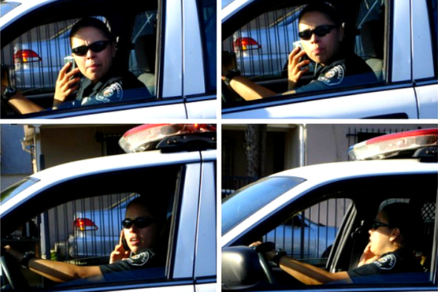 banning cell phones while driving 'put the phone down and drive' bill could pass this year  who is holding his cell  phone while driving on snelling avenue on wednesday, aug  under the  texting ban, looking for a phone number isn't illegal under the new.