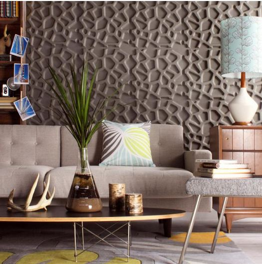 Gorgeous wall tiles that make any room pop - interior design trend ...
