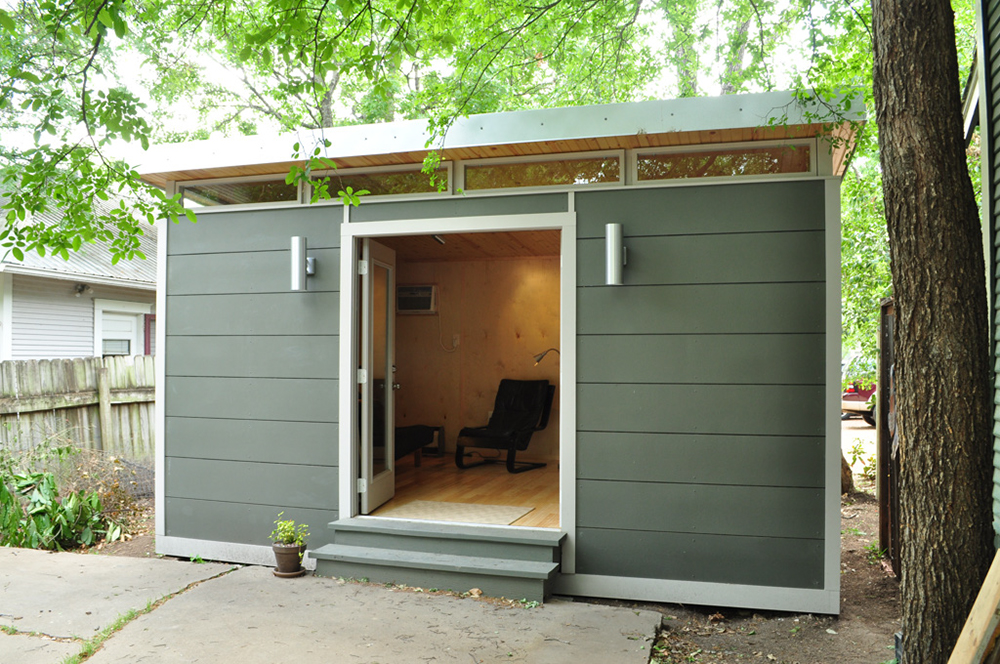 Kanga room systems affordable pre fabricated studios for Prefabricated garden buildings