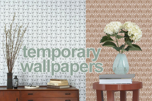 Removable Wallpaper Headboard. Collect this idea. 1-headboard-2