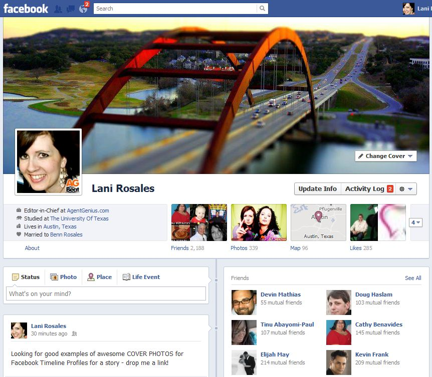 How to format your Facebook cover photo to be less fuzzy - The ...