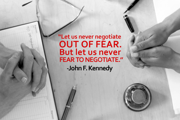 artful negotiating Negotiating for what you want is not easy the process can be intimidating and overwhelming, particularly when an experienced or artful negotiator is on the other side.