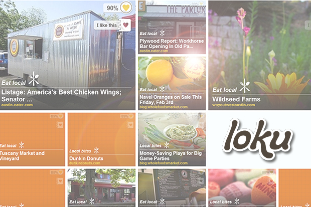 loku Loku quietly rolls out brilliant site redesign