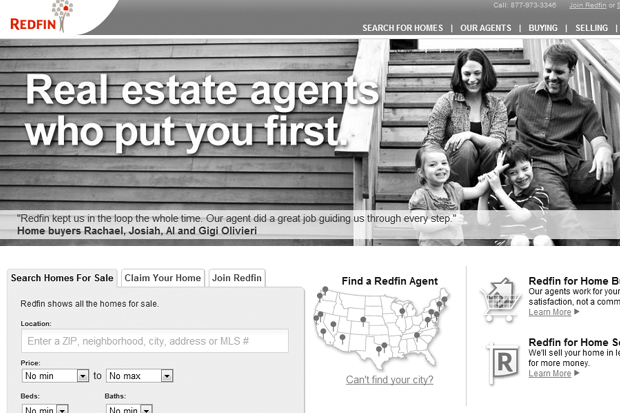 redfin website Does Redfins high profile hire signal a looming IPO?
